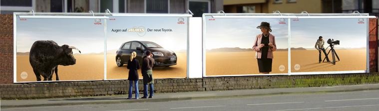 Plakatkampagne