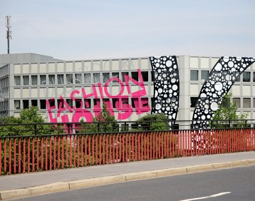 Fashion House Düsseldorf: new look on the roadside