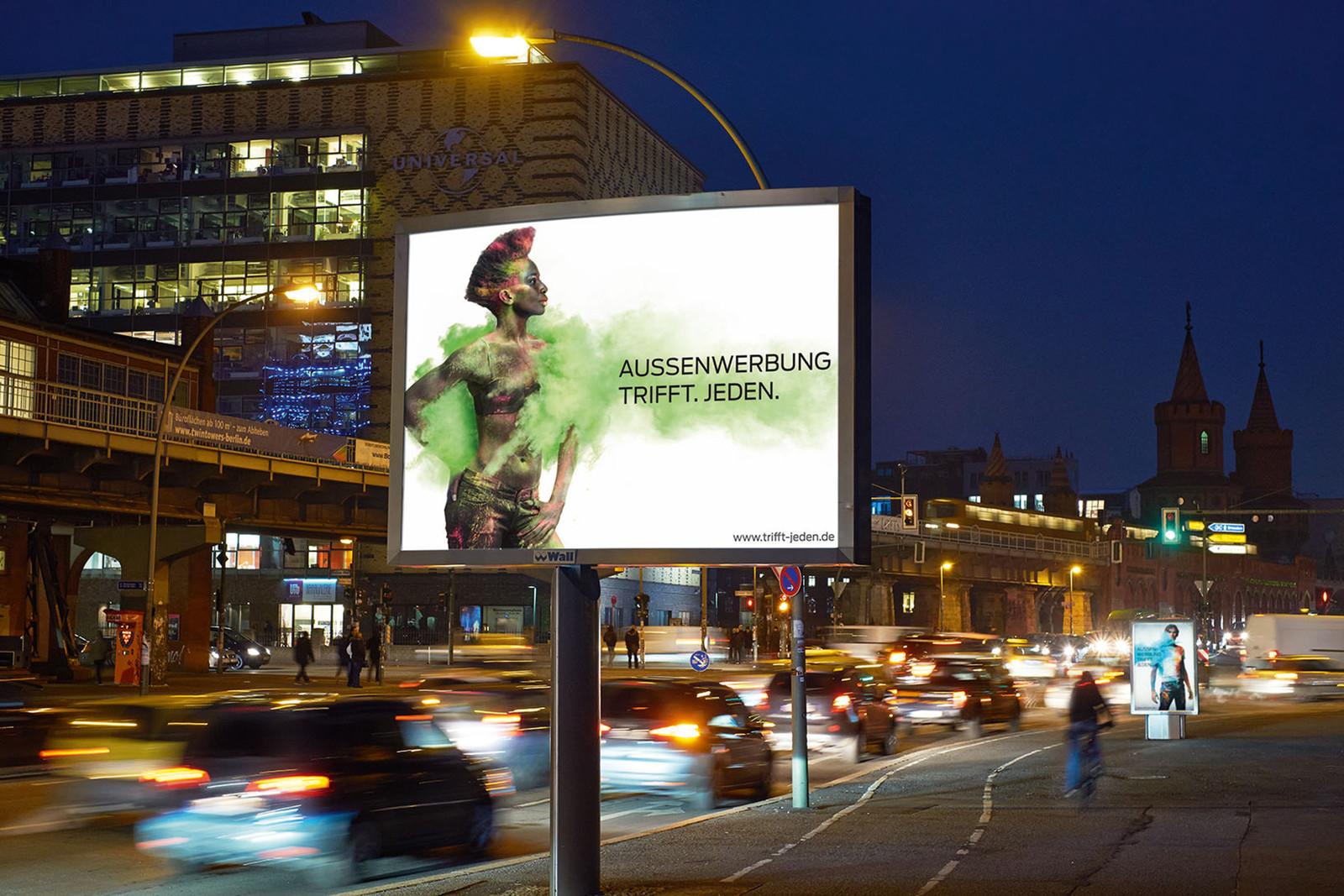 fachverband aussenwerbung ev plakatkampagne